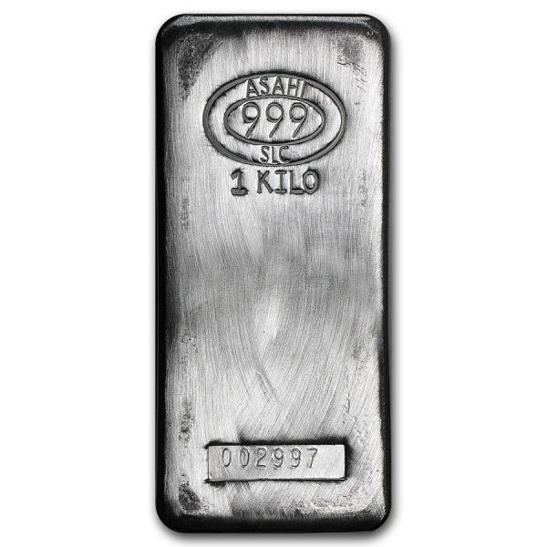 1000 gm Silver Any Mint1