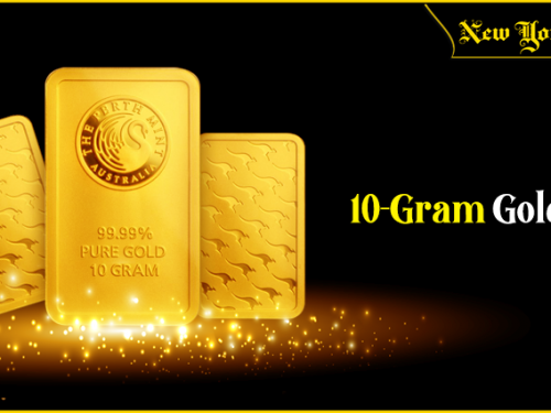 5 Reasons to Get 10-Gram Gold Bar in 2020