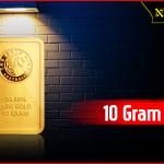10 Gram Gold Bar
