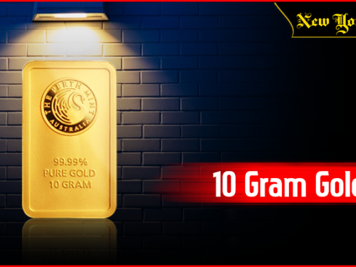 How to Buy a 10 Gram Gold Bar Smartly?