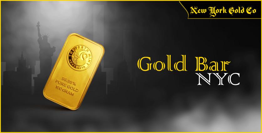 Gold bar NYC 01