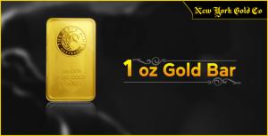 buy 1oz Gold Bar