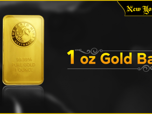 Why Buy a 1 Oz Gold Bar from a Mint Only?