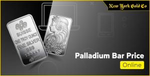 Palladium Bar Price