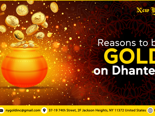 Reasons to Buy Gold on Dhanteras