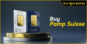 Gold bar Pamp Suisse