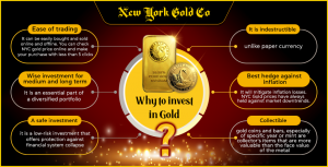 5 step -Why to invest in Gold