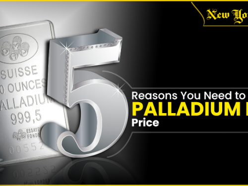5 Reasons You Need to Check Palladium Bar Price