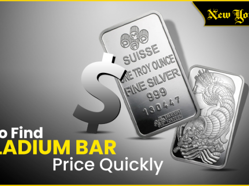 How to Find Palladium Bar Price Quickly