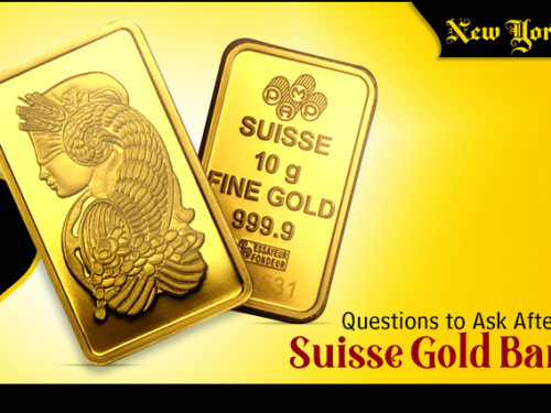 Questions to Ask After Checking Suisse Gold Bar Price