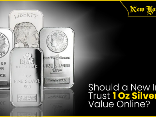 Should a New Investor Trust 1 Oz Silver Bar Value Online?