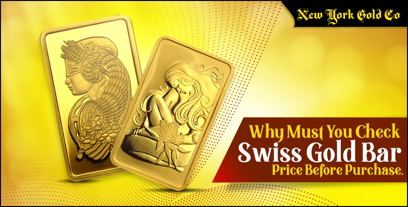 Swiss Gold Bar Price