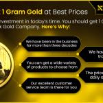 1 gram gold