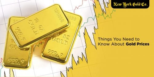 Things You Need to Know About Gold Prices