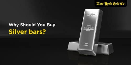 Why Should You Buy Silver bars?